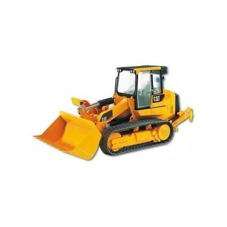 Bulldozer de juguete orugas CATERPILLAR