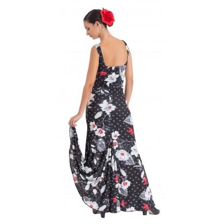 falda , cuerpo o conjunto de flamenco adultos Almodóvar