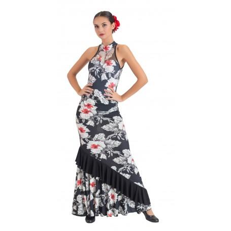 Falda, cuerpo o conjunto de flamenco adultos Casares
