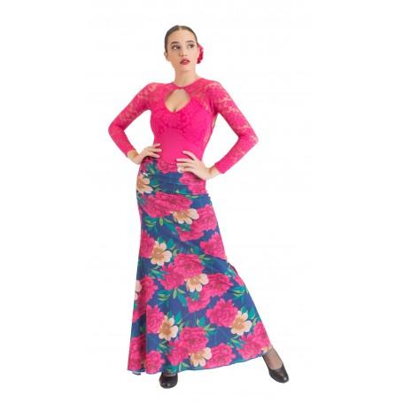 Skirt, body or ensemble of adult flamenco Segura
