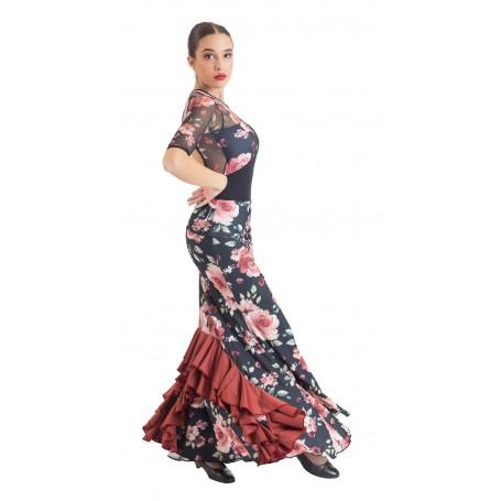 Falda, cuerpo o conjunto de flamenco  Bodegas