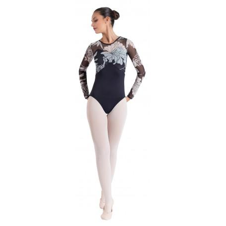 Falda, cuerpo o conjunto de flamenco adulto Daida