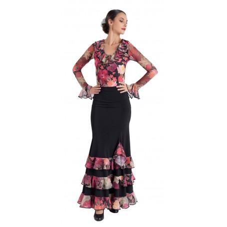 Indira adult flamenco skirt, body or ensemble