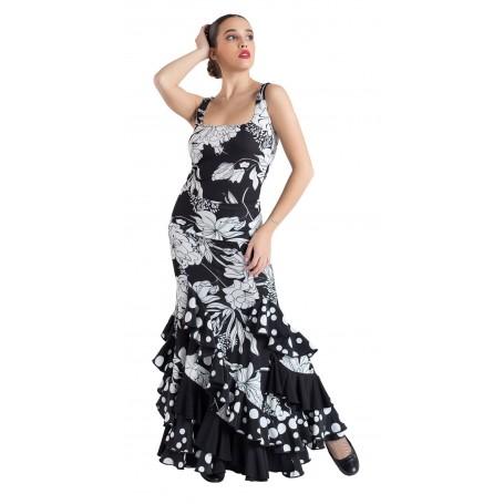Sacha adult flamenco skirt, body or ensemble