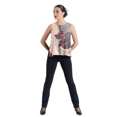 Flemish fusion T-shirt 2460SU-F FL 11