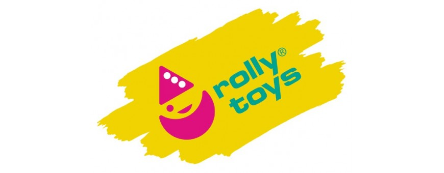 - Juguetes ROLLY TOYS