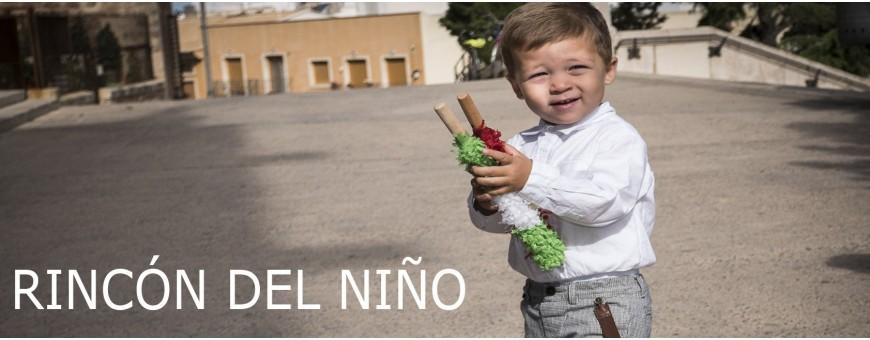 - RINCÓN DEL NIÑO