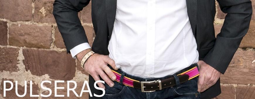 - Men's bullfighting bracelets