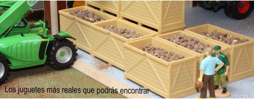 - Toys