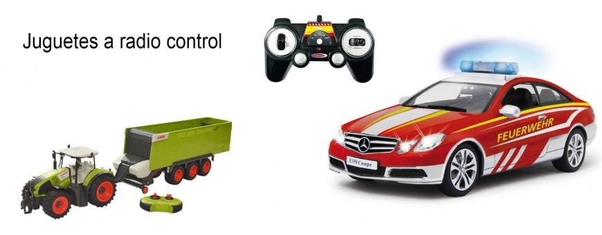 - Radio Control Toys