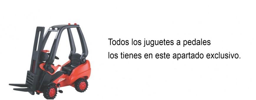 - Pedal Toys
